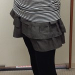 2012年4月2日冷えとりファッション