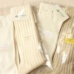 千代治さんのモニター企画靴下2セット買いました