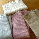 超あったかいのでおすすめです!愛用している綿絹(シルク)二重編み腹巻とレッグウォーマー