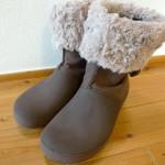 11月25日(日)朝9時まで!クロックスのブーツがファミリーセールに登場しています