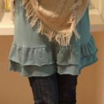 2011年10月31日 冷えとりファッション