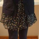 2011年12月14日冷えとりファッション
