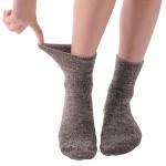 寝るとき・おうち用に 靴下職人が作る!無圧ルーズフィット靴下